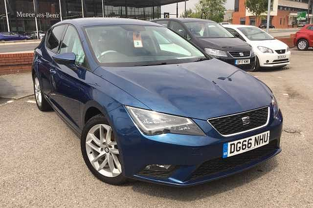 SEAT Leon Diesel Hatchback 2.0 TDI SE Technology Pack]