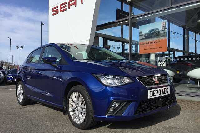 SEAT Ibiza 1.0 TSI (95ps) SE Technology 5-Door