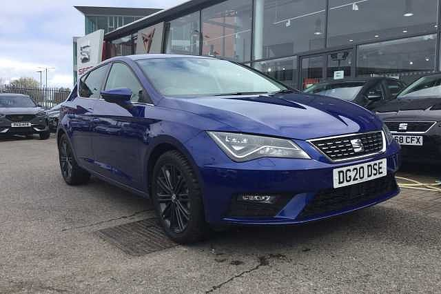 SEAT Leon 5dr 1.5 TSI EVO (150ps) XCELLENCE Lux