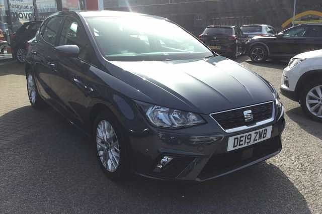 SEAT Ibiza 1.0 MPI (80ps) SE Technology (s/s) 5-Door