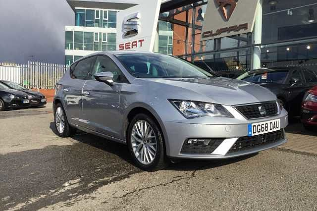 SEAT Leon 5dr (2016) 1.2 TSI SE Dynamic Tech (110 PS)
